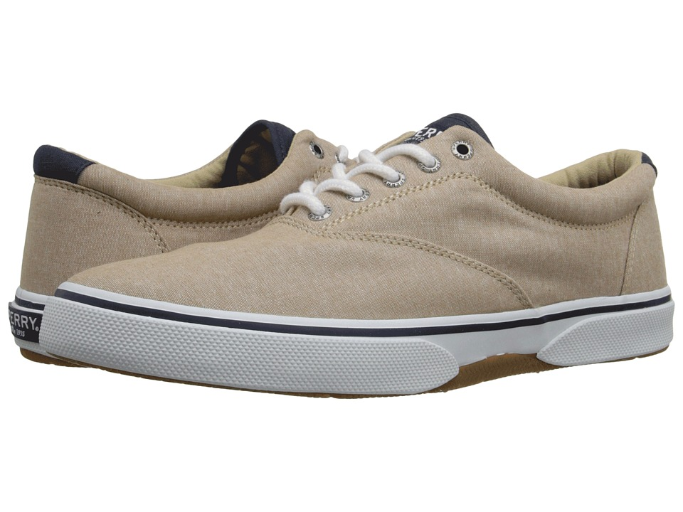 Sperry Top-Sider Halyard CVO Chambray (Khaki) Men