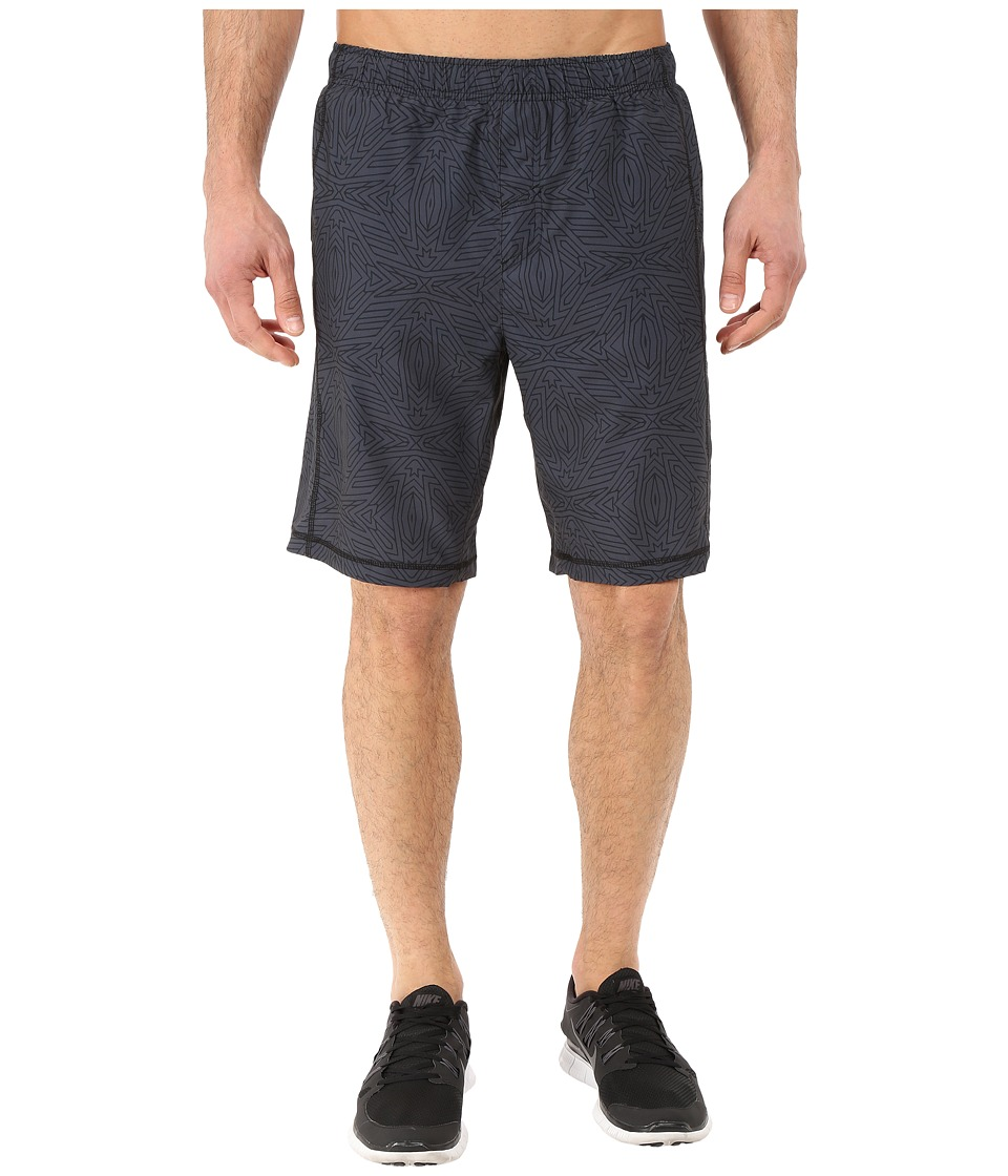 Prana - Flex Short (Charcoal Jupiter) Men's Shorts