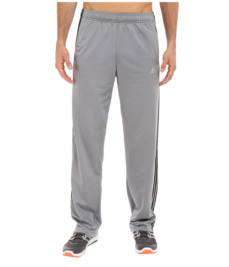 adidas - Essential Tricot Track Pants (Grey/Black) Men's Casual Pants
