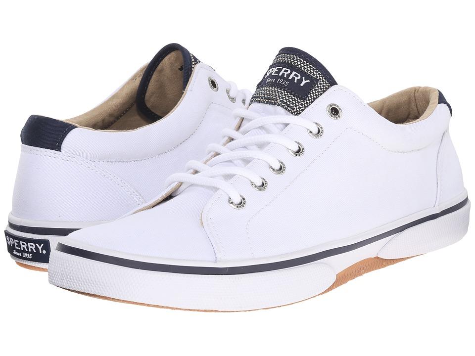 Sperry - Halyard LTT (White) Men's Shoes