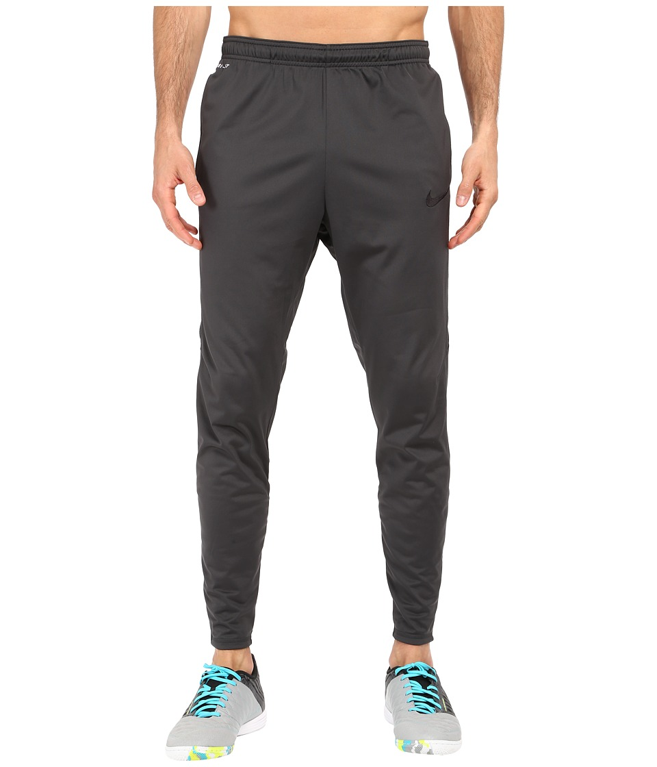 Nike - Strike Tech Soccer Pant (Anthracite/Anthracite/Anthracite/Black) Men's Workout