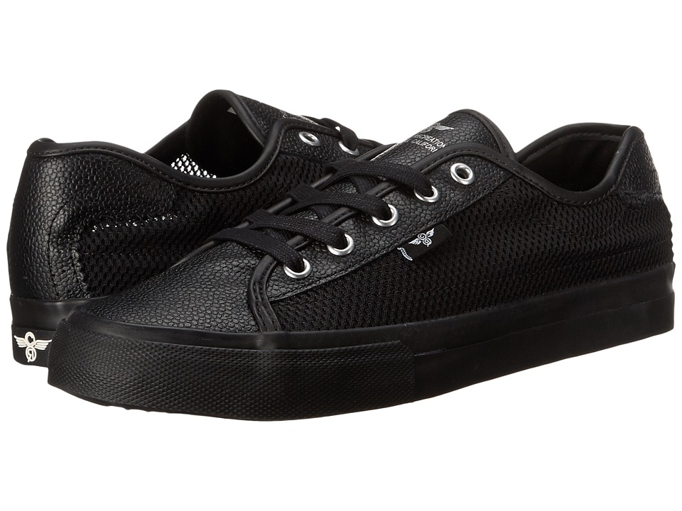 Creative Recreation Kaplan (Black/Mesh) Men