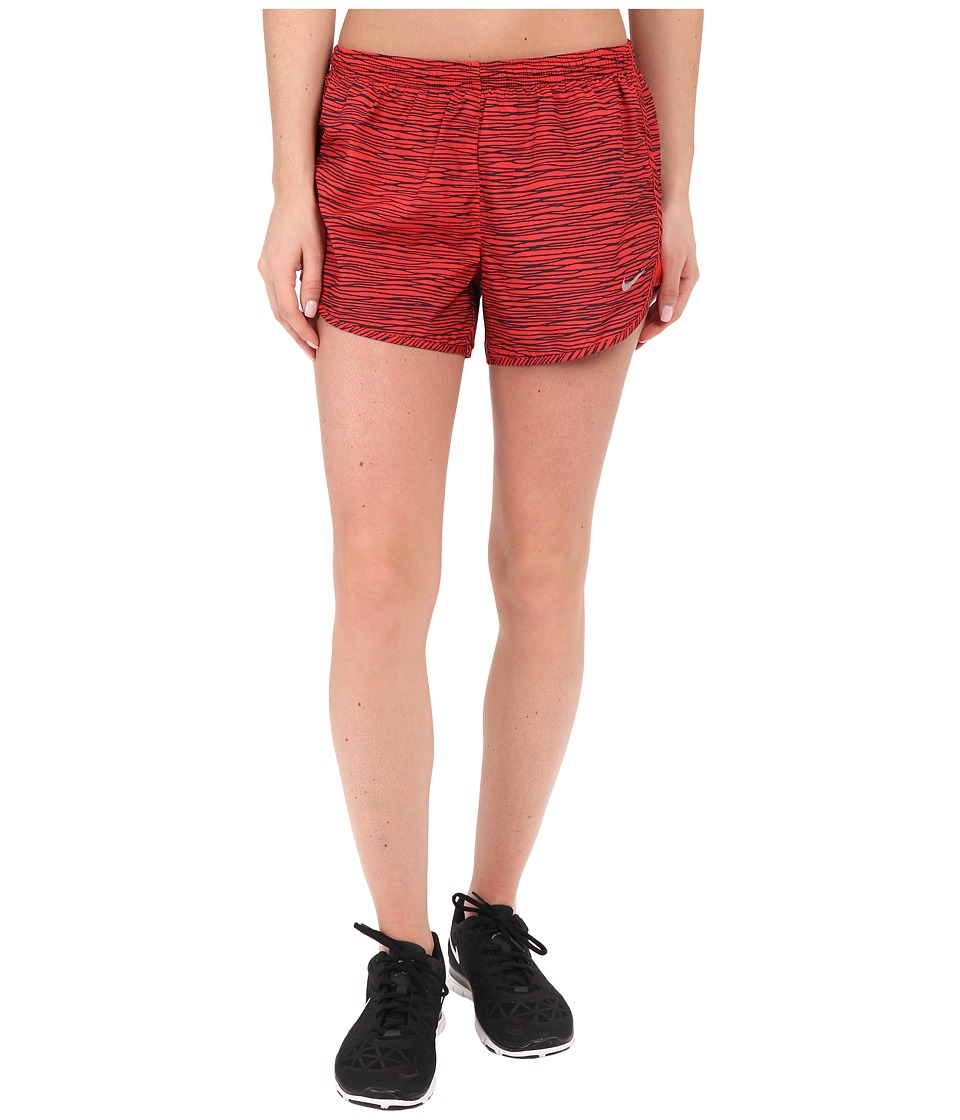 Nike - Equilibrium Modern Tempo Running Short (Light Crimson/Light Crimson/Reflective Silver) Women's Shorts