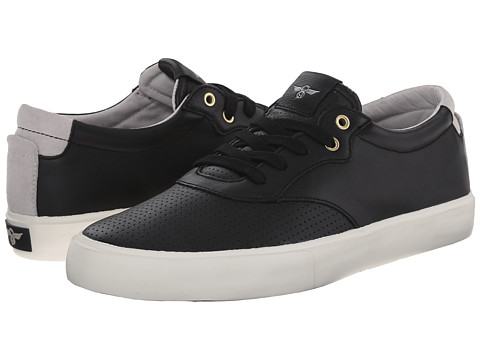 Creative Recreation - Prio (Black/White 1) Men's Lace up casual Shoes