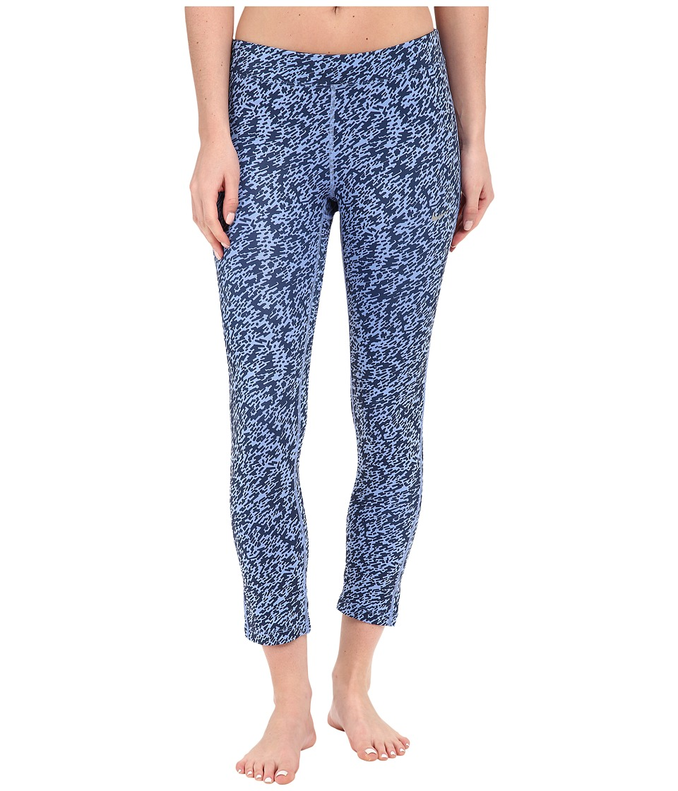 Nike - Pronto Essential Cropped Pants (Chalk Blue/Reflective Silver) Women's Casual Pants