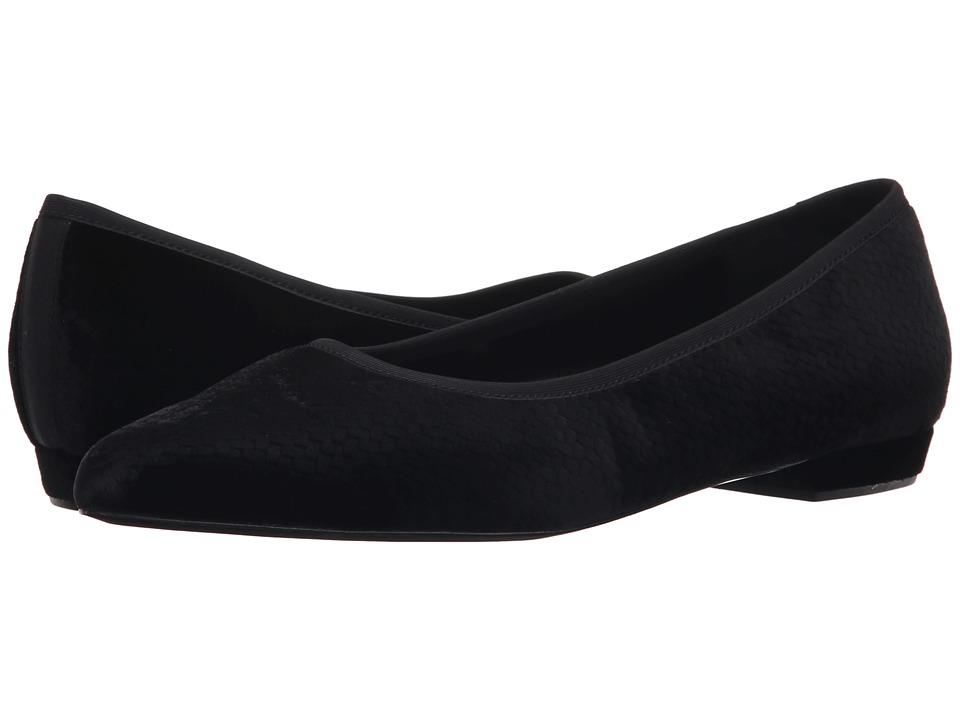 Vaneli - Garlyn (Black Tresy Velvet) Women's Shoes