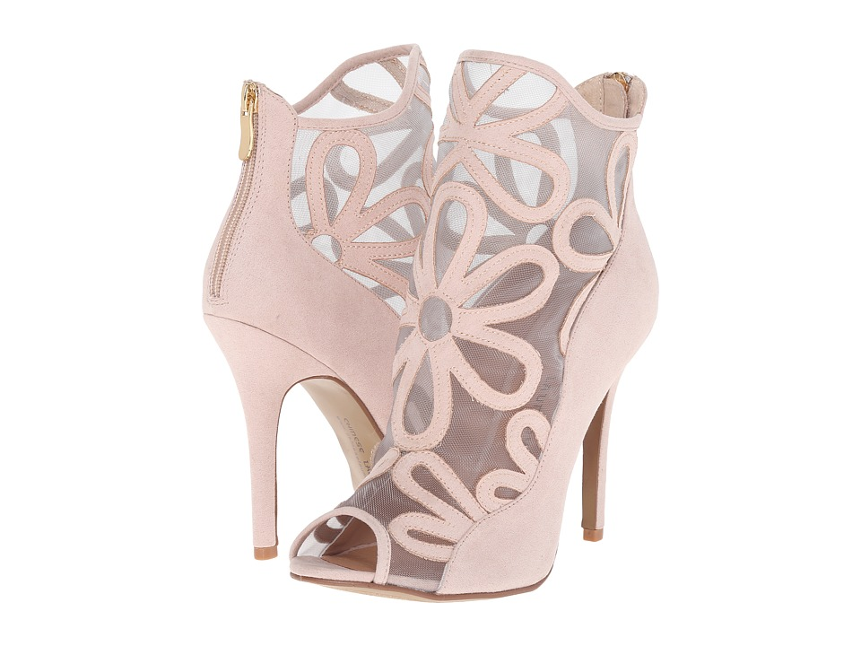 Chinese Laundry Jaiden (Pale Nude Micro Suede) High Heels