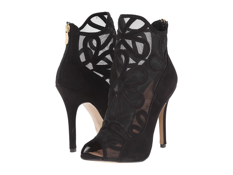 Chinese Laundry Jaiden (Black Micro Suede) High Heels