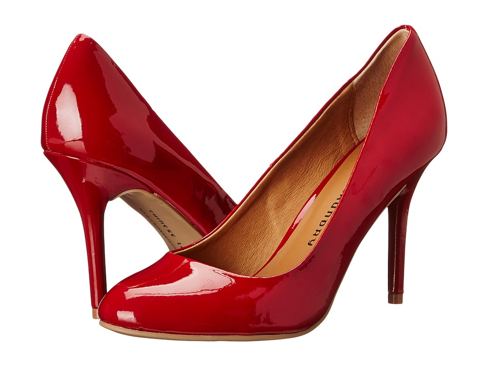 Chinese Laundry - Palace (Red Patent) High Heels