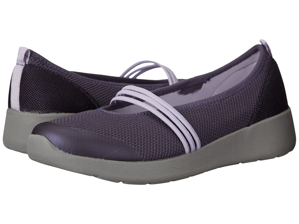 Easy Spirit - Falken (Dark Grey Multi Fabric) Women's Shoes