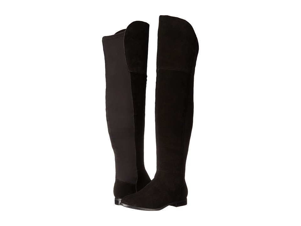Chinese Laundry Radiance Boot (Black Suede) Women