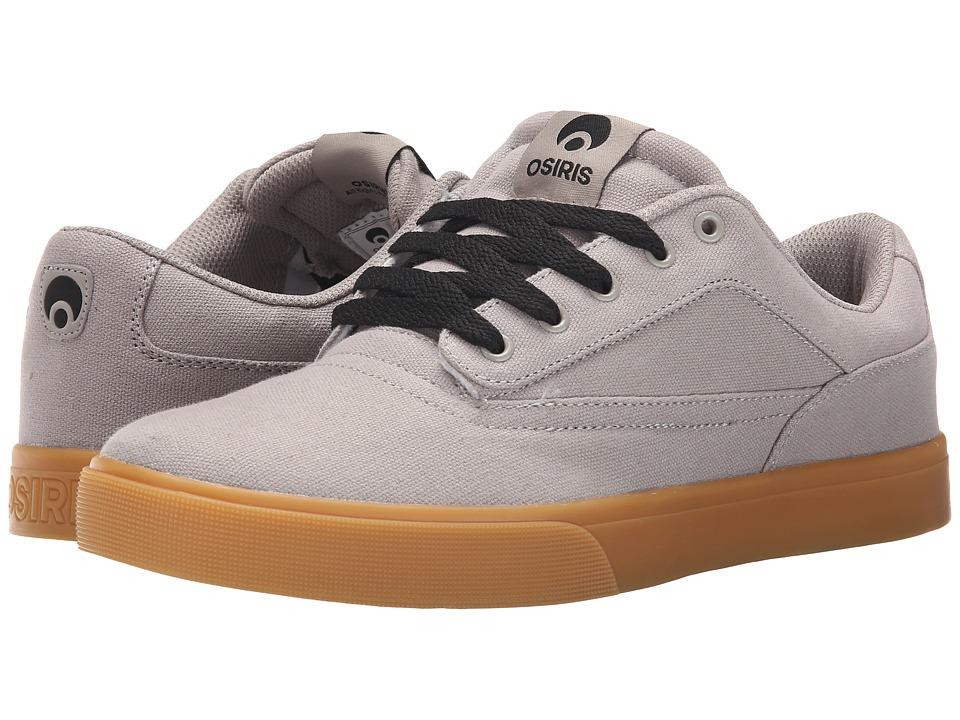 Osiris - Caswell VLC (Grey/Gum) Men's Skate Shoes