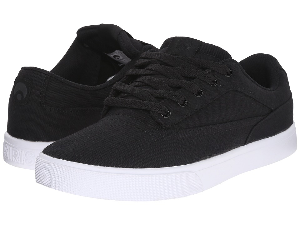 Osiris Caswell VLC (Black/Black) Men