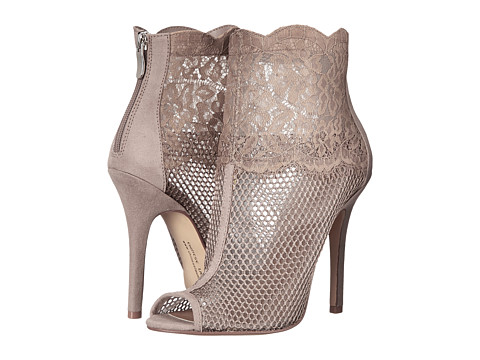Chinese Laundry - Jeopardy (Grey Mesh) High Heels
