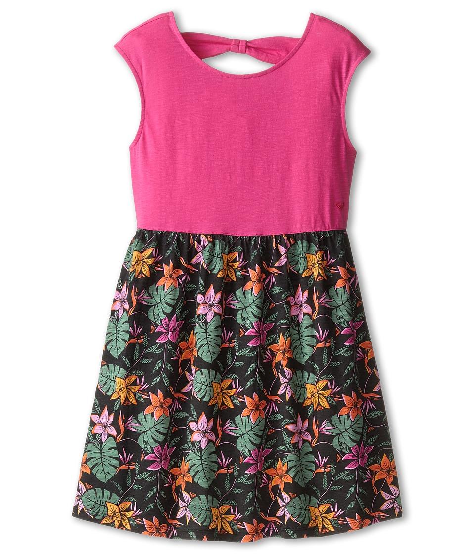 Roxy Kids - Barbados Short Dress (Little Kids/Big Kids) (Rose Violet) Girl's Dress