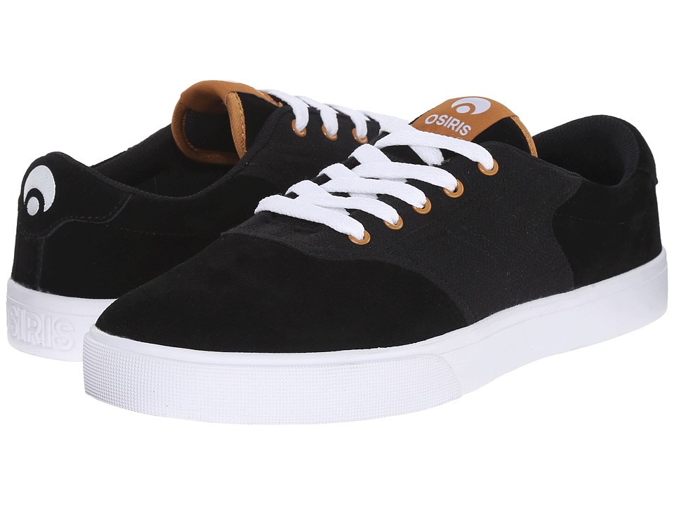 Osiris - Duster (Black/Bingaman) Men's Skate Shoes