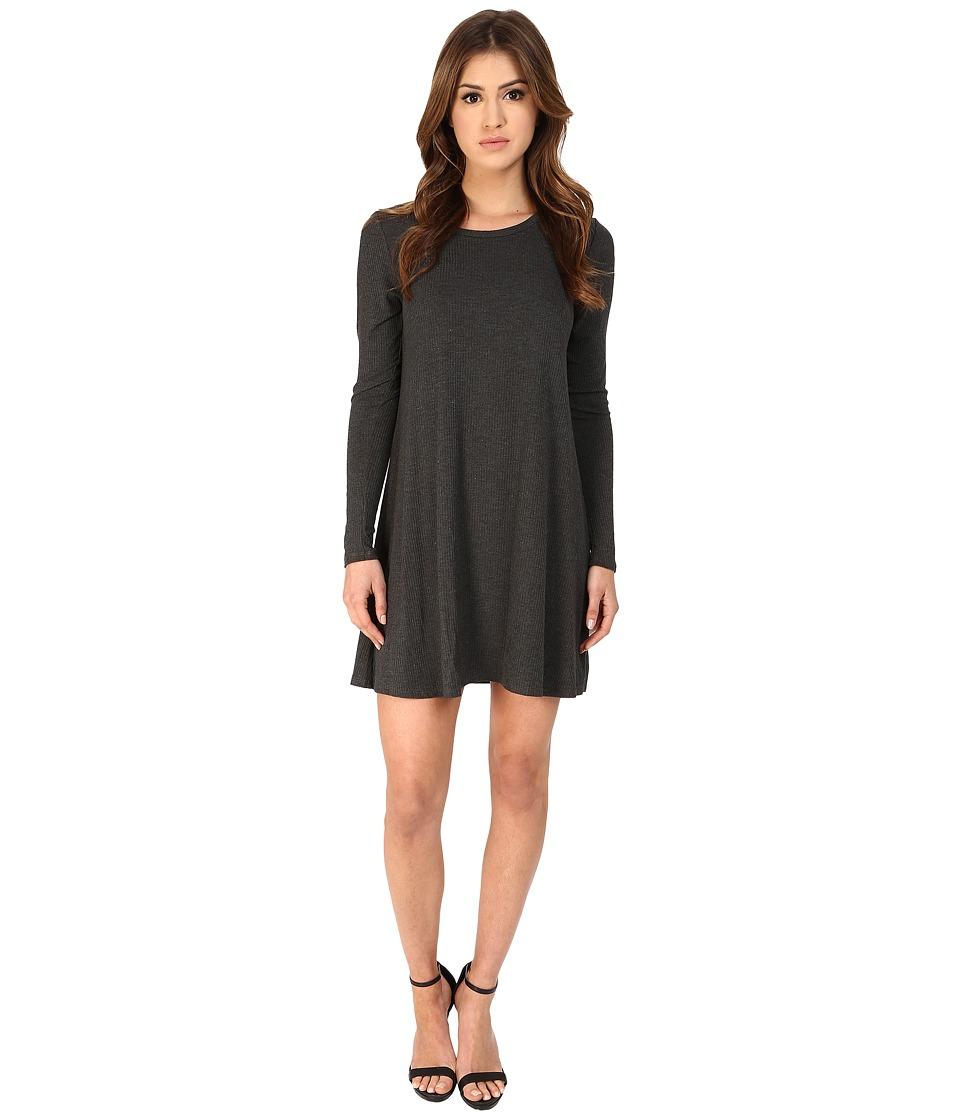 LNA - Lucia Dress (Marengo Rib) Women's Dress