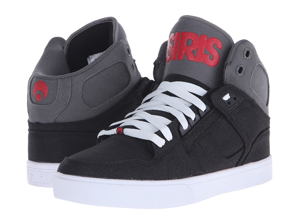 Osiris NYC83 VLC (Black/Red) Men