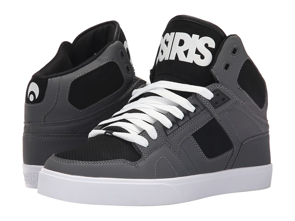 Osiris NYC83 VLC (Grey/White) Men