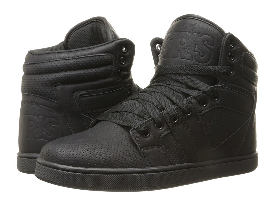 Osiris - Cthi (Black/Black) Men's Skate Shoes