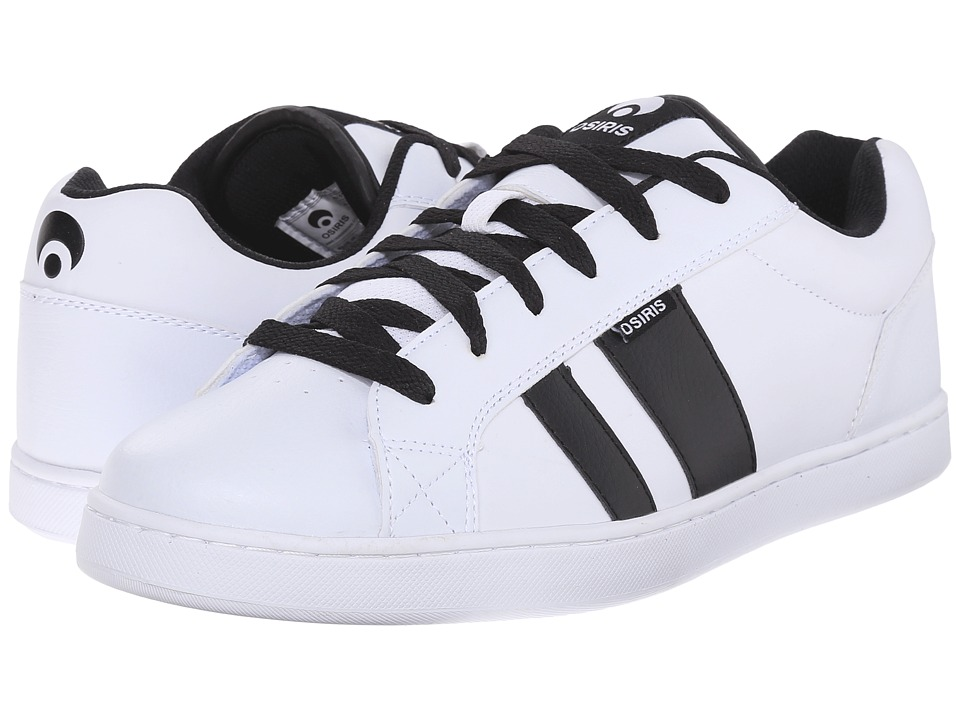Osiris - Loot (White/White) Men's Skate Shoes