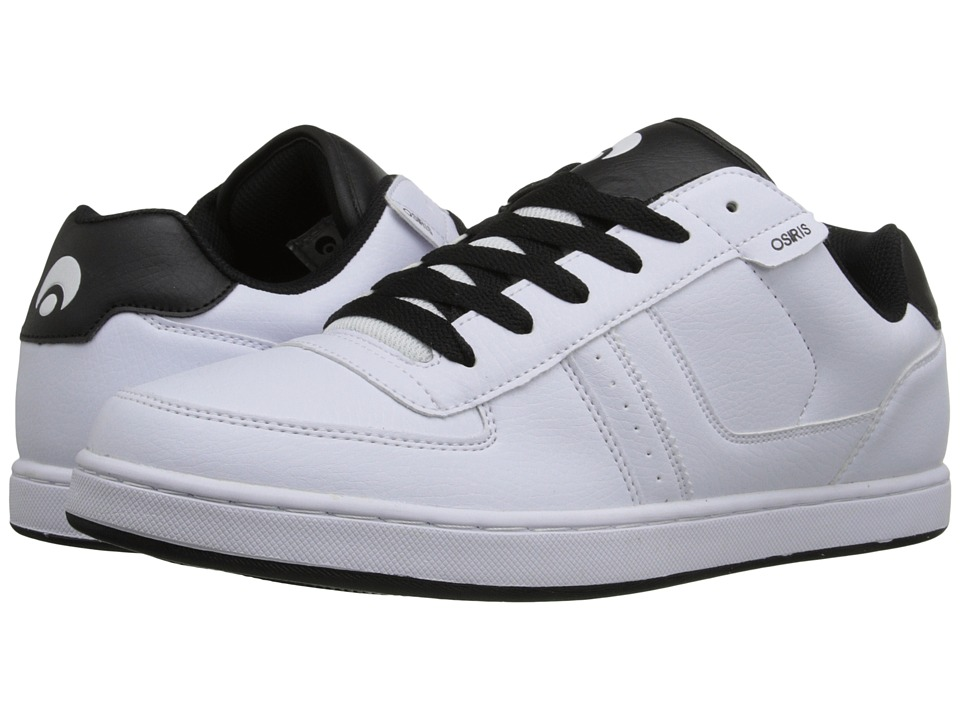 Osiris - Relic (White/White) Men's Skate Shoes