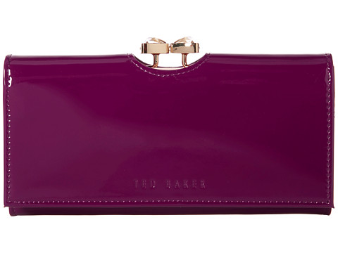 Ted Baker - Caleena (Grape) Handbags