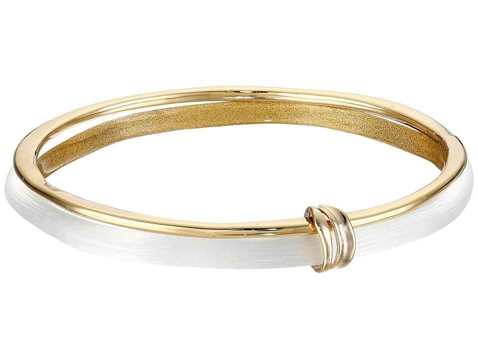 Alexis Bittar - Liquid Metal Paired Bangle Bracelet (Silver) Bracelet