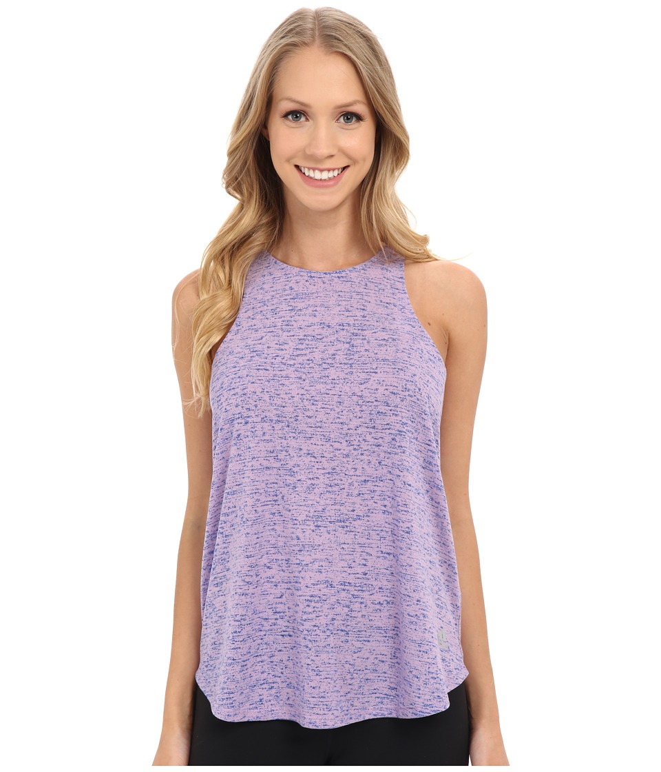 adidas - 24 Seven Tank Top (Purple Glow/Raw Purple) Women's Sleeveless