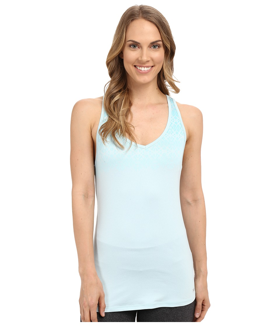 Marmot - Layer Up Tank Top (Arctic Ice Heather) Women's Sleeveless