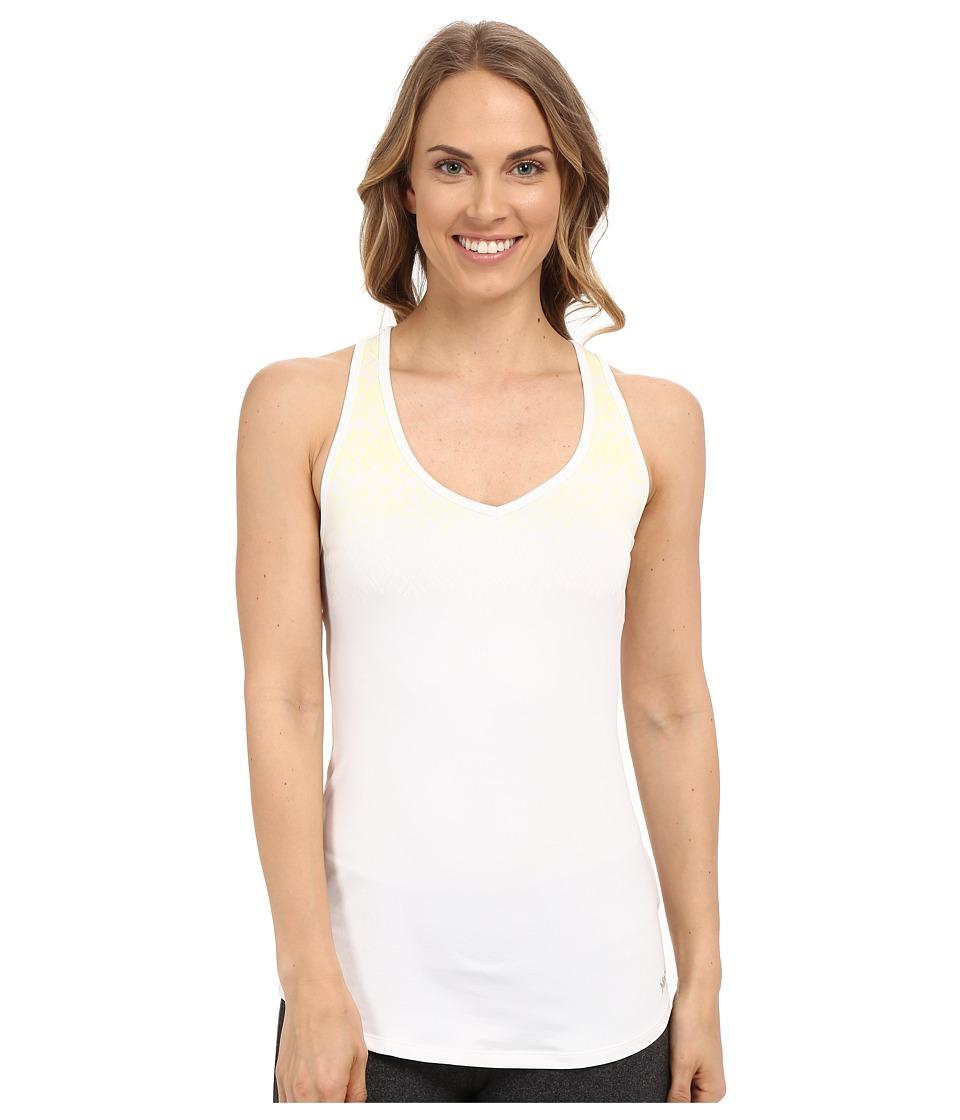 Marmot Layer Up Tank Top (White) Women