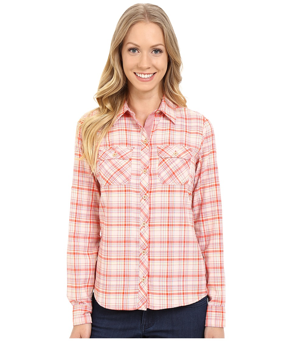 Marmot - Evelyn L/S (Emberglow) Women's Clothing