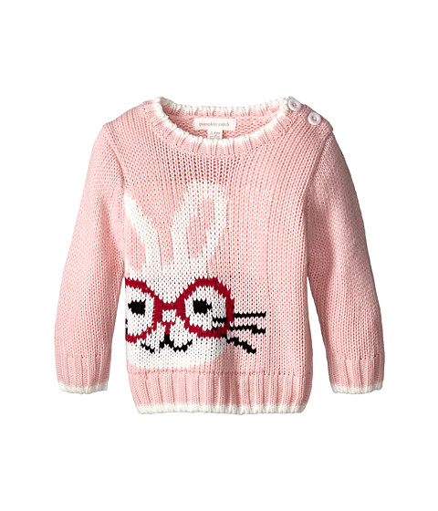 Pumpkin Patch Kids - Dance Academy Bunny Jumper (Infant) (Orchid Pink) Girl