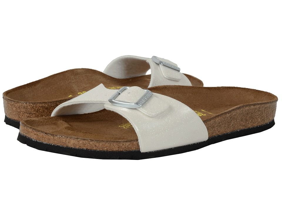 Birkenstock - Madrid (Magic Galaxy White Birko-Flor ) Women's Shoes