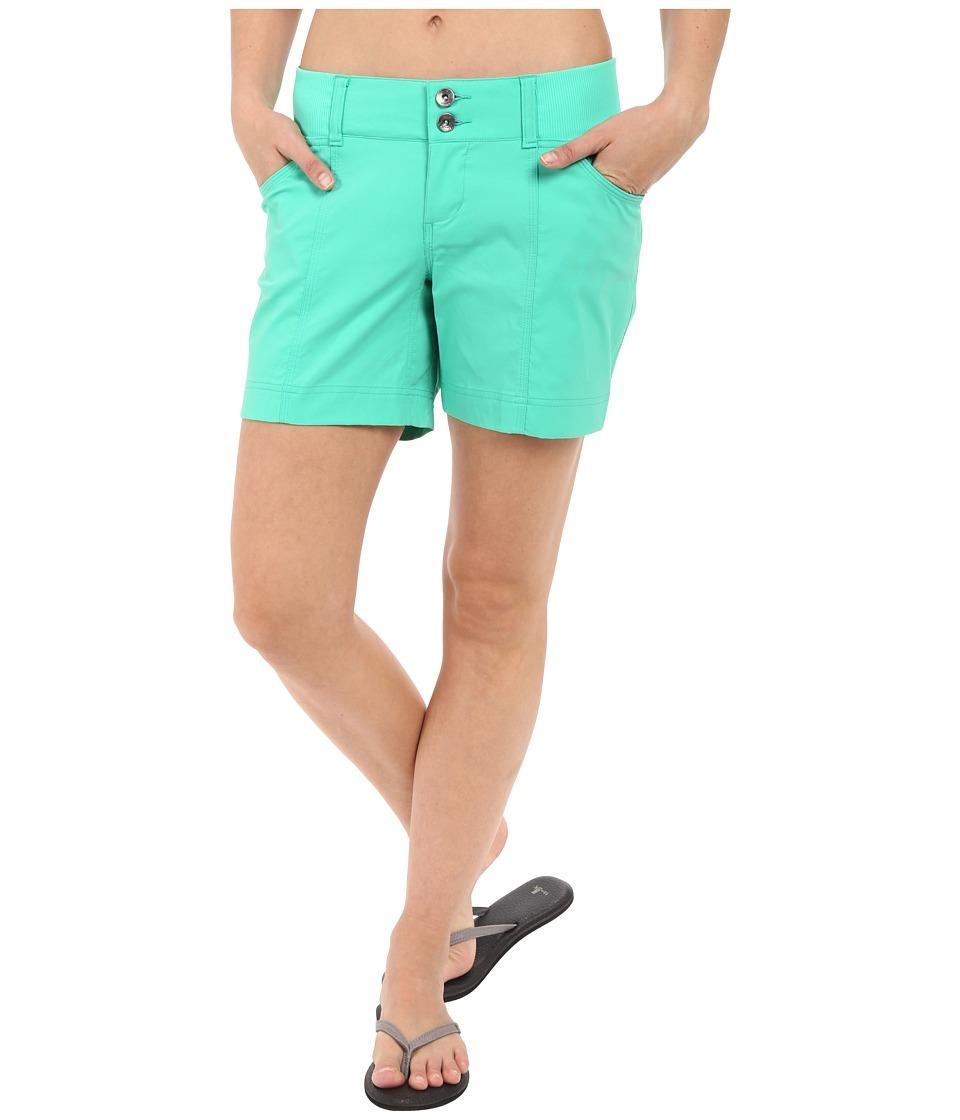 Marmot - Dakota Shorts (Crystal Green) Women's Shorts