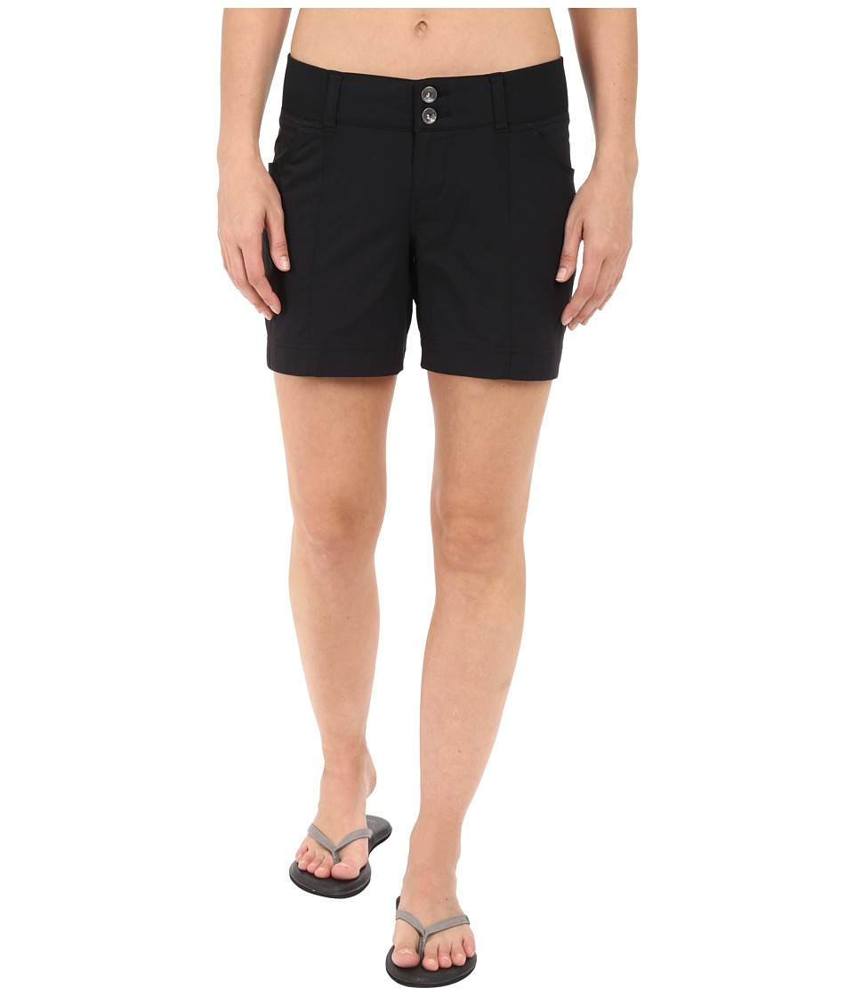 Marmot - Dakota Shorts (Black) Women's Shorts
