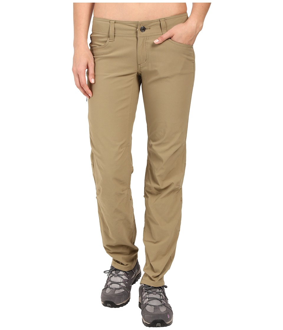 Marmot - Harlow Pants (Desert Khaki) Women's Dress Pants