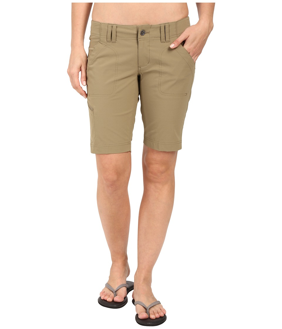 Marmot - Lobo's Shorts (Desert Khaki) Women's Shorts