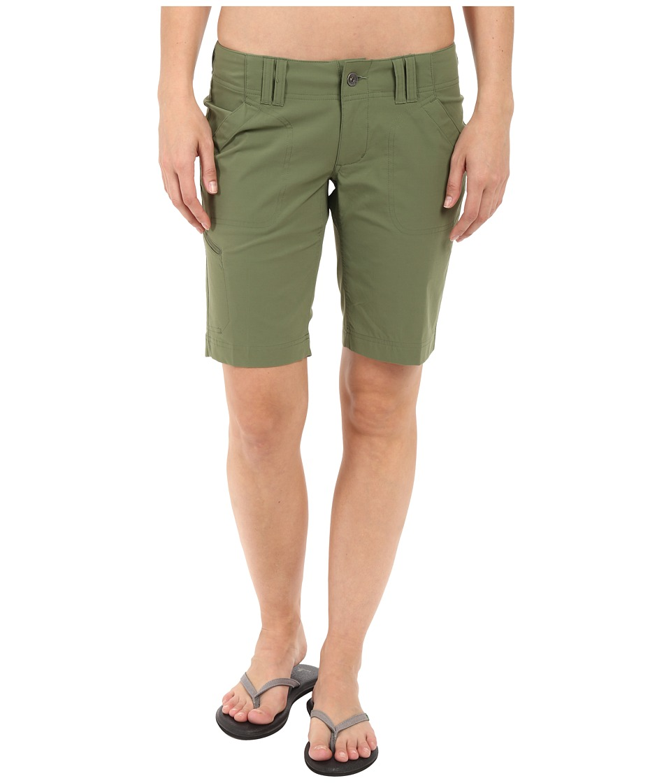 Marmot - Lobo's Shorts (Stone Green) Women's Shorts
