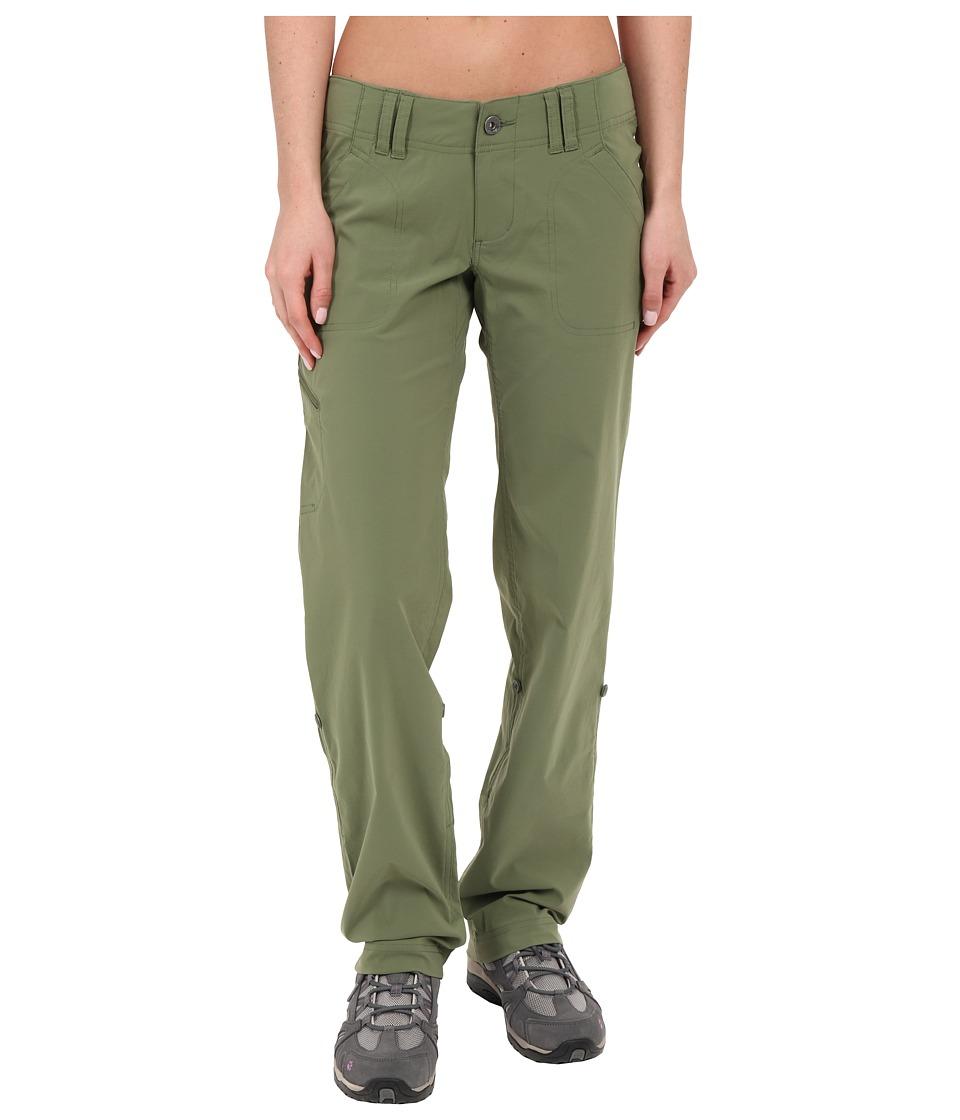 Marmot - Lobo's Pants (Stone Green) Women's Casual Pants