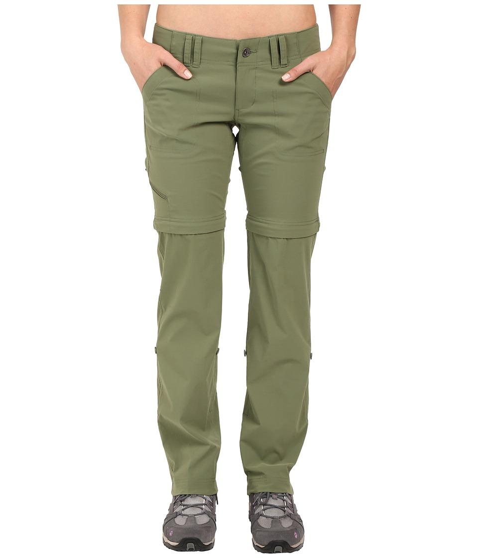 Marmot - Lobo's Convertible Pants (Stone Green) Women's Casual Pants