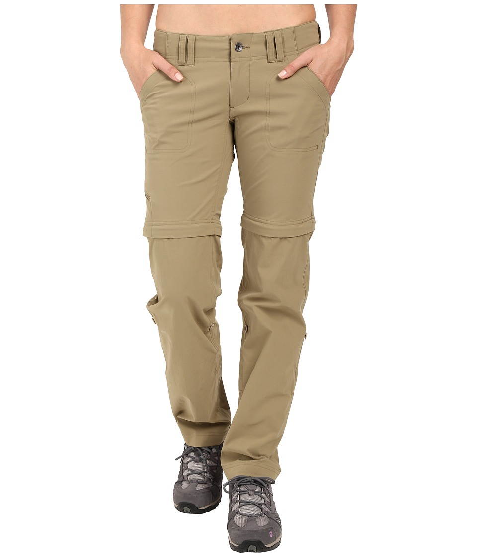 Marmot - Lobo's Convertible Pants (Desert Khaki) Women's Casual Pants