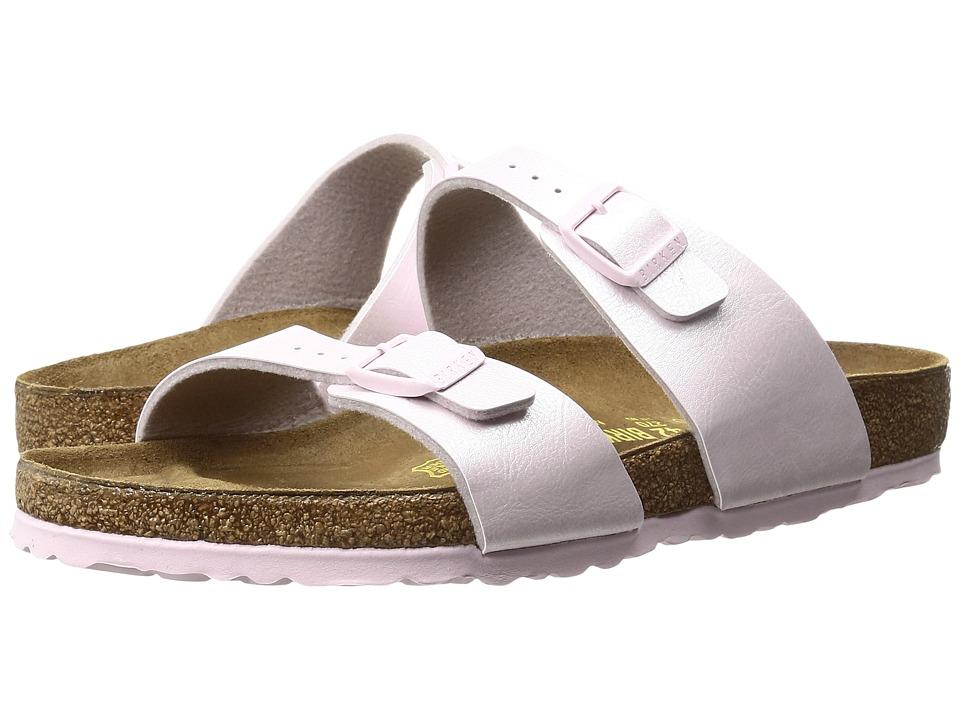 Birkenstock - Sydney (Rosa Birko-Flor ) Women's Shoes