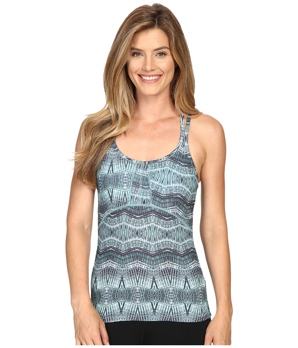 Marmot - Willow Tank Top (Aqua Blue Fusion) Women's Sleeveless