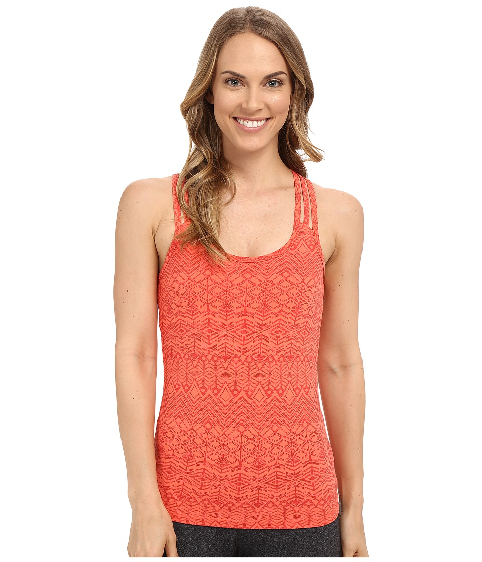 Marmot - Vogue Tank Top (Emberglow Batik) Women's Sleeveless