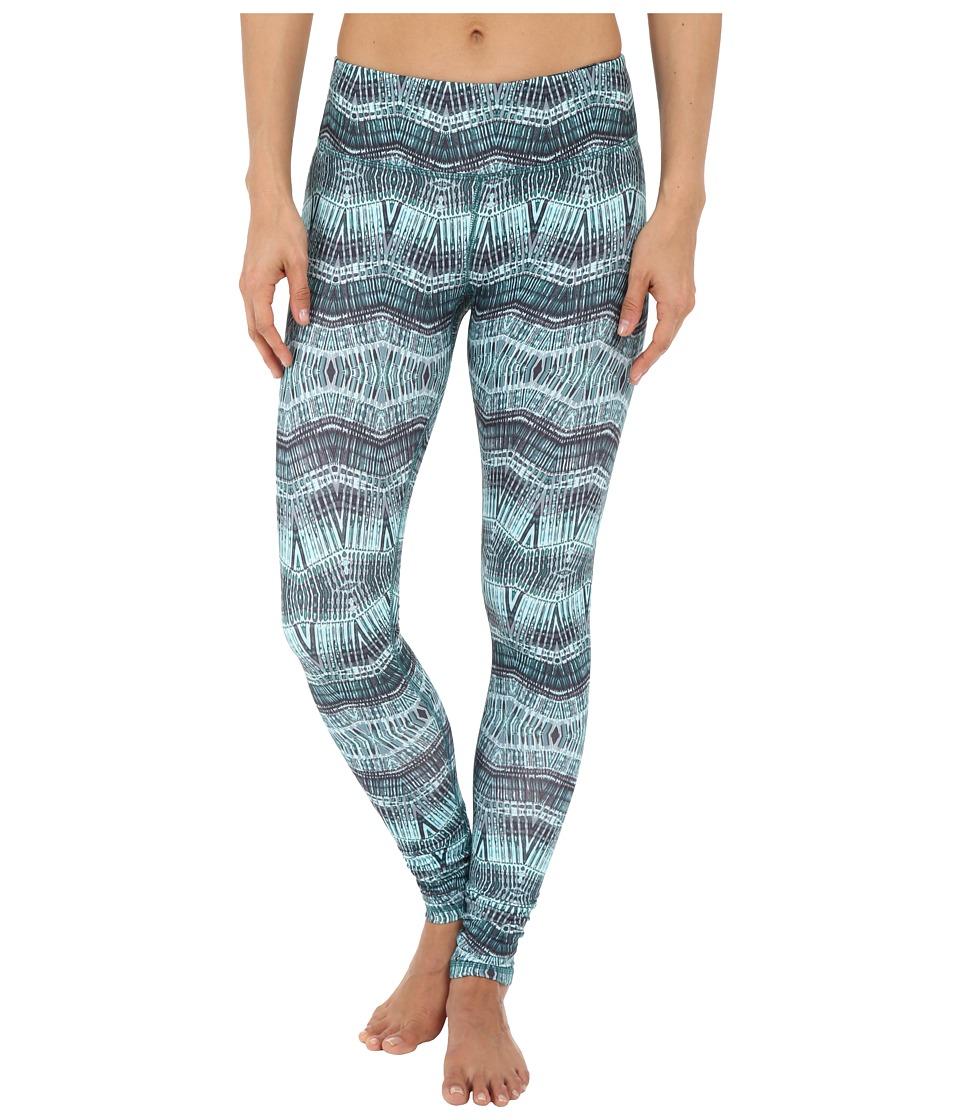Marmot - Everyday Tight (Aqua Blue Fusion) Women's Clothing