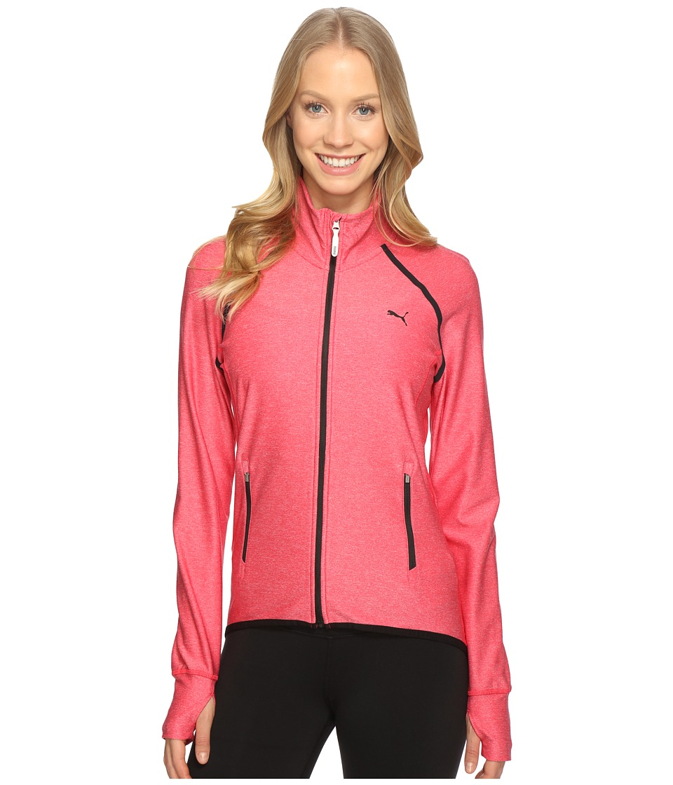 PUMA - Pwrshape Jacket (Rose Red) Women's Coat