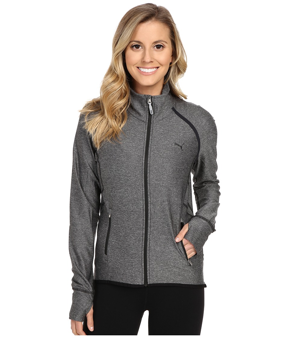 PUMA - Pwrshape Jacket (Black) Women's Coat