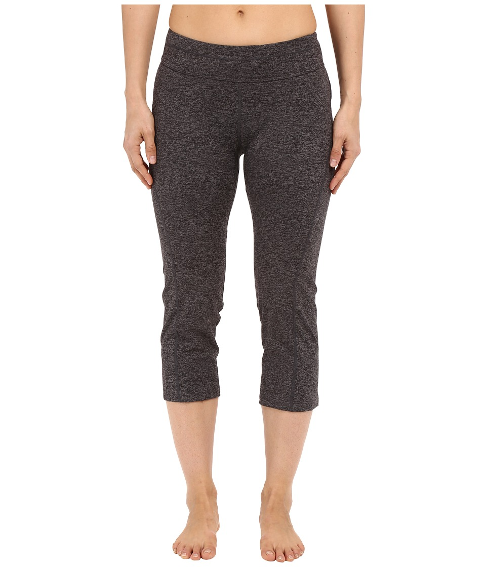 Marmot - Everyday Knit Capri (New Dark Steel Heather) Women's Capri