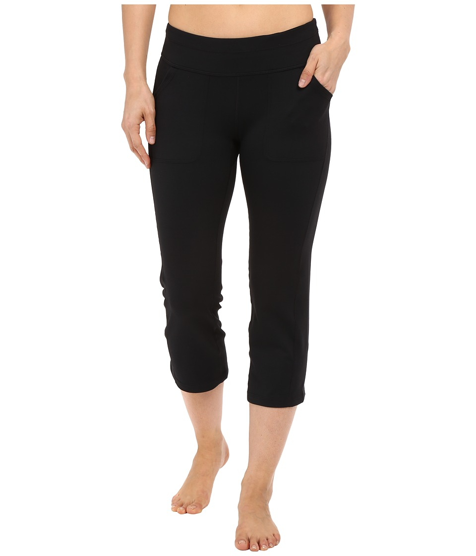 Marmot Everyday Knit Capri (New Black) Women